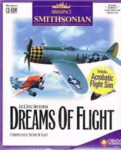 Air & Space Smithsonian Dreams of Flight