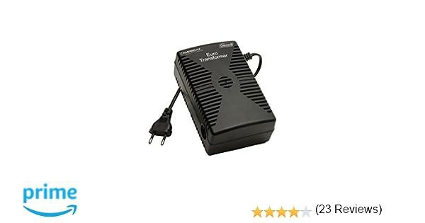 Campingaz 203164.0 Transformador 230Vac/12Vc, Negro, 12 V/230 V ...