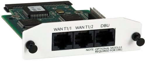 Adtran 1200872L1 Netvanta Dual T1/FT1 NIM for NV3000,4305 and ()