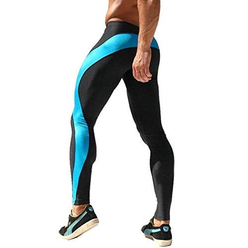 97e9235b7c6539 Pant Length: Full Length Material: Polyester Model Number: Yoga Pant  Closure Type: Elastic Waist Fabric Type: Broadcloth Gender: Men Brand Name:  FLYMALL