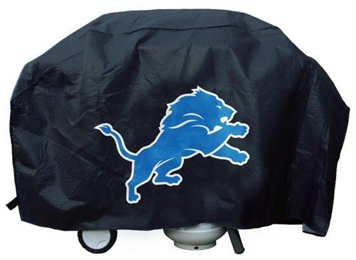 Detroit Lionsグリルカバーデラックスwith Protective裏地 B00IN6PHKG