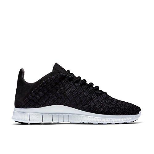 Nike Free Inneva Woven - Zapatillas de deporte Hombre Negro (Black / Anthracite-Summit White)