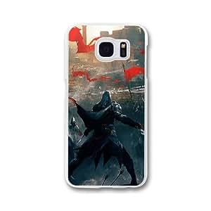 Ezio Auditore da Firenze0 L1W7LP6C Caso funda Samsung Galaxy S7 Caja blanco