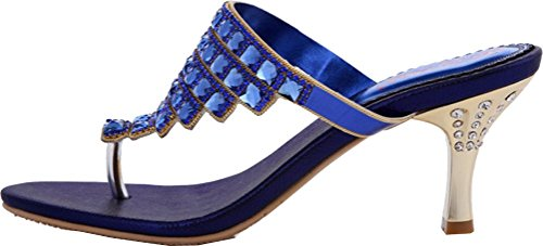 CFP ,  Damen Sling Backs Blau