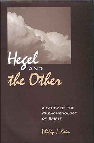 Hegel and the Other (SUNY Series in Hegelian Studies)
