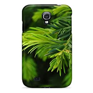 Faddish Phone Real Christmas Tree Case For Galaxy S4 / Perfect Case Cover
