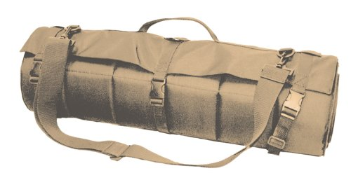 Boyt Harness Bob Allen Tactical Shooting Mat, Tan, Left/Right