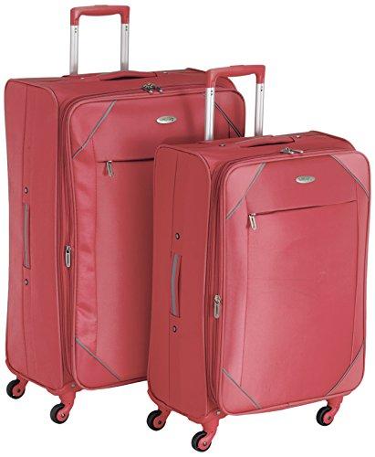 Mirano Set di valigie 220071 Rosa 16 L
