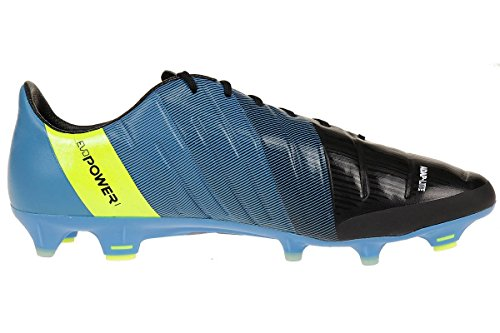 Puma soccer shoes evoPower 1.3 FG 103524 02 black Football Men, pointure:eur 48.5