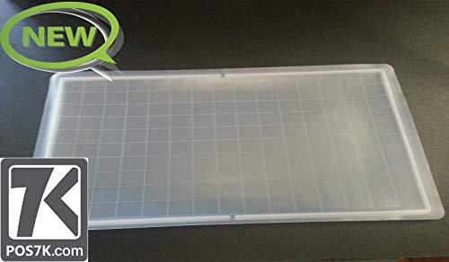 Sam4s ER-920, ER-940, SPS-320, SPS-340 Overlay Flat Keyboard Wet Cover Silicone  Cash Register Protective Cover