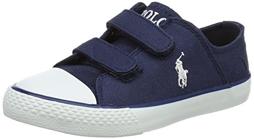 Ralph Lauren Jungen Darian EZ Sneaker Blue (Navy Canvas)