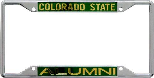 Colorado State Rams License Plates Price Compare