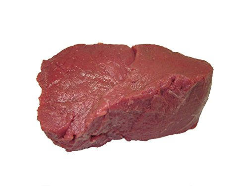 (Tenderloin Bison 6 oz. Steaks USDA Inspected (Case of 26) Made with North American Buffalo.)