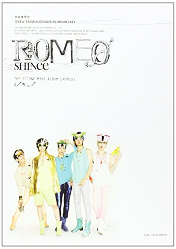 CD : Shinee - Romeo (Asia - Import)