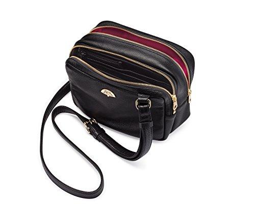 The Taisteal Cross Body Travel Bag by Gra Handbags (Image #6)