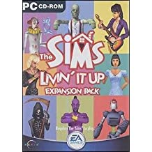 The Sims Livin' It Up (PC CD) Expansion Pack