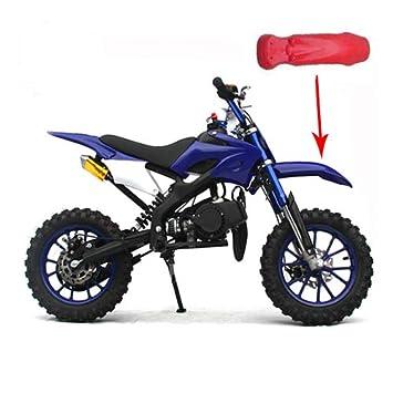 DR-X Holeshot Red Kids Mini Dirt Bike Parts and Accessories, Orange, Front Fender PAD50-1 Parts