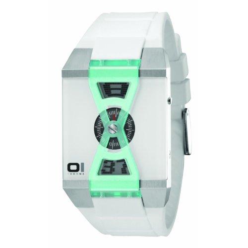 01TheOne Men's AN09G06 X Watch Classic Digital Watch