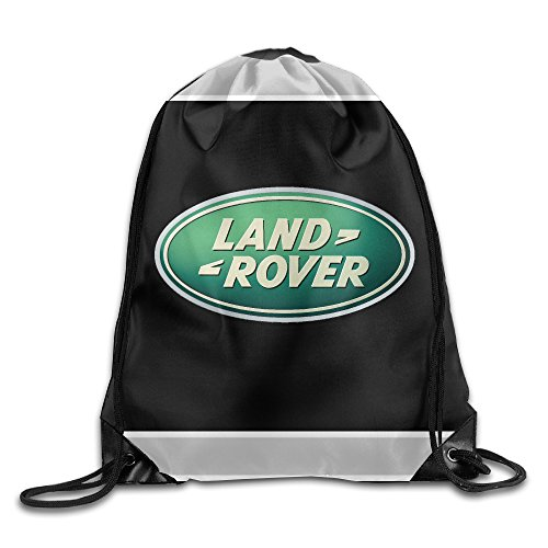Price comparison product image Bieshabi Land Rover Logo Drawstring Backpacks Sack Bag/Bags