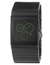 Rado Ceramica Chronograph Men's Quartz Watch R21714192 by Rado