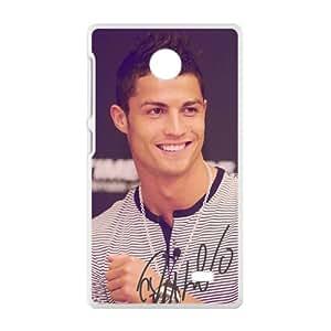 Ronaldo C Promotion Case for Nokia Lumia X