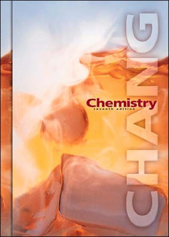 Chemistry (Mcgraw-Hill International Edit) por Raymond Chang