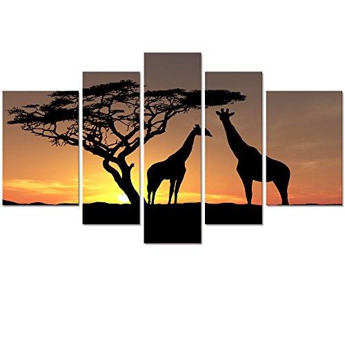 Africa Wall - 6