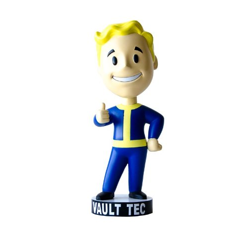 Fallout - VAULT BOY THUMBS UP BOBBLEHEAD - 7 '- Action Figure