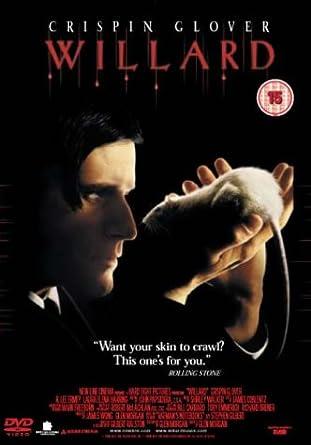 Image result for willard movie poster