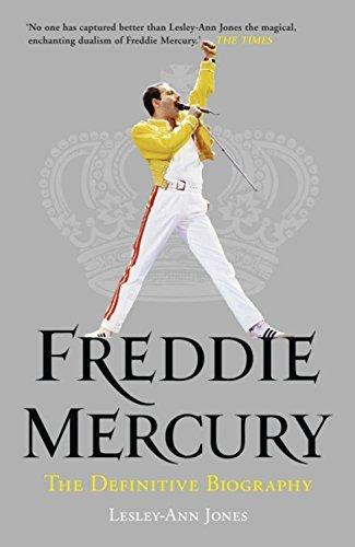 Freddie Mercury: The Definitive Biography by Lesley-Ann Jones (7-Jun-2012) Paperback
