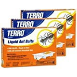 Ant Killer: Terro Liquid Baits (3 Pack, 18 Bait Stations Total)