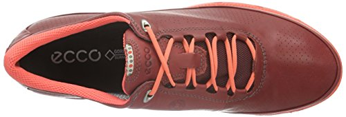 Ecco 83130301 Damen Outdoor Fitnessschuhe Rot (PORT/CORAL BLUSH59688)