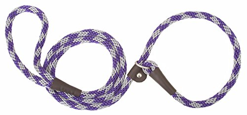 Mendota Pet Slip Leash – Dog Lead and Collar Combo – Made in The USA