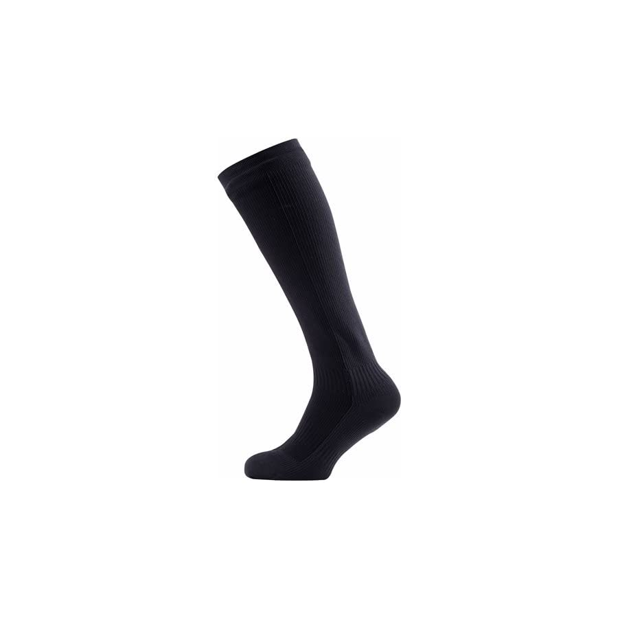 SEALSKINZ 100% Waterproof Sock Windproof & Breathable Knee length sock, suitable for walking, camping, hiking in Cold conditions