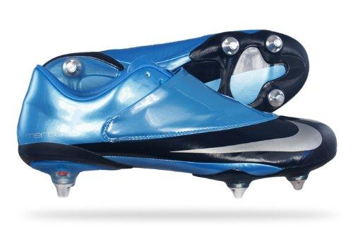 Nike Mercurial Vapor V  - Botas de fútbol Azul