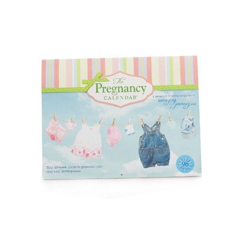 (Nat and Jules Pregnancy Calendar)