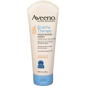 Aveeno Eczema Therapy Moisturizing Cream, 7.3 oz