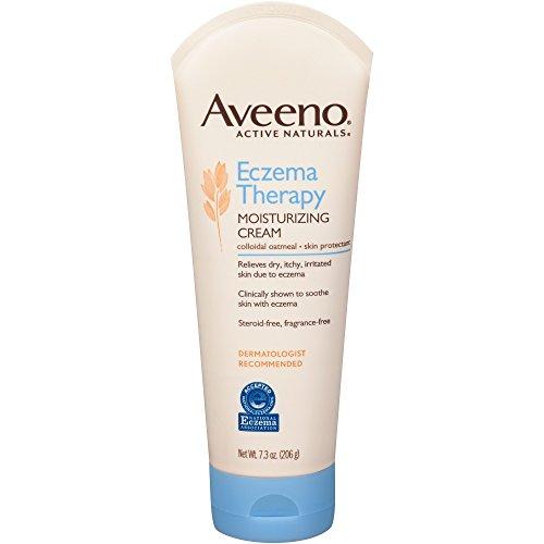 Aveeno Eczema tratamiento hidratante crema, 7,3 onzas.