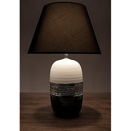 Hot Sale 2017 Brubaker Lampe De Table De Chevet Pied En