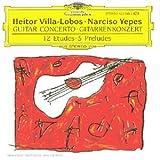 Concerto pour guitare, 12 Etudes, 5 Préludes