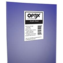 PLASKOLITE 1AG0918A 18 x 24 x .100 Acrylic Sheet
