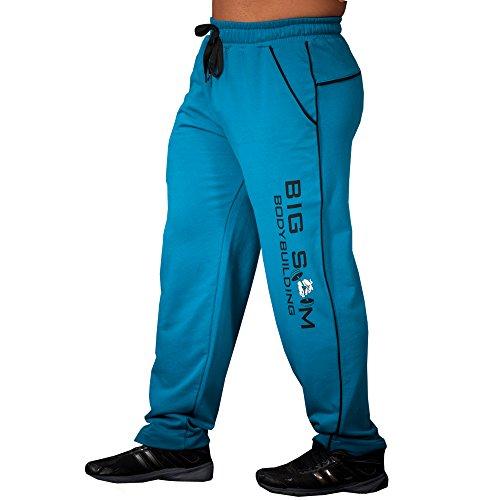 pantaloni sportivi pantaloni e jogging pantaloni di formazione Pantaloni corpo Bodybuilding BIG SAM SPORTSWEAR COMPANY *1074*