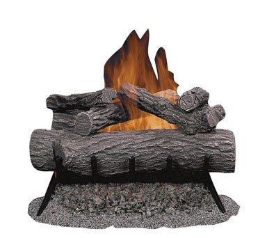 Comfort Flame CVSR18 Oxford Oak Vented Logs, 18-Inch by Comfort Flame