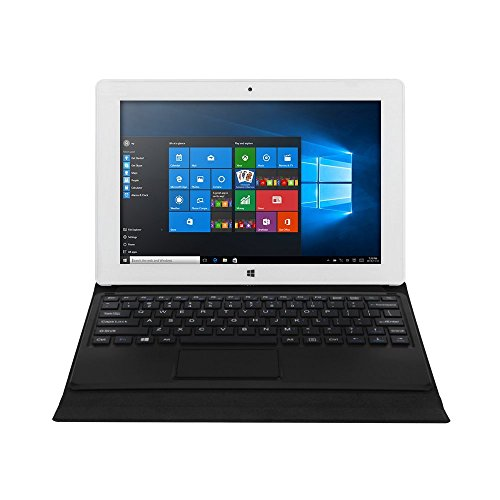 iRULU Walknbook 2 Notebook/Tablet PC 2-in-1 (W2), Microsoft Windows 10 OS, Quad Core, 2GB DDR3, 32GB NAND Flash, 10,1 Zoll mit HD Auflösung 1280*800