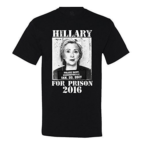 Hillary For Prison 2016 T Shirt product image