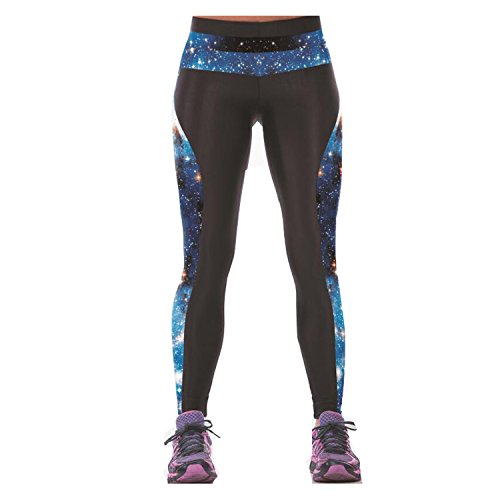 [Luck Wang Women's Dry Fit Yoga Pants Jogger Workout Tights(26#)] (70s Era Clothing)