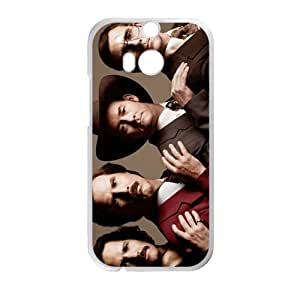 Cool drama stars handsome men Cell Phone Case for HTC One M8