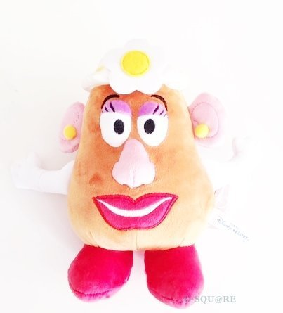 Amazon Com Toy Story Mrs Potato Head Plush Tokyo Disney Resort
