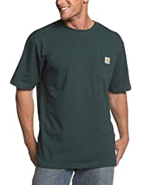 f8f66468 Men's K87 Workwear Pocket Short Sleeve T-Shirt (Regular and Big & Tall Sizes