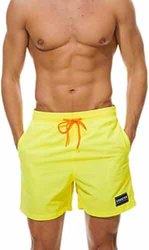d3cd26c6f61 Gifts & Stationery DORIC 2019 Mens Shorts Swim Trunks Quick Dry Bathing  Surfing Running Swimwear Bathingsuit ...